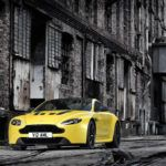 Aston Martin's New 205-Mile Per Hour V12 Vantage S