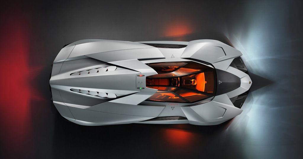 Lamborghini Egoista top
