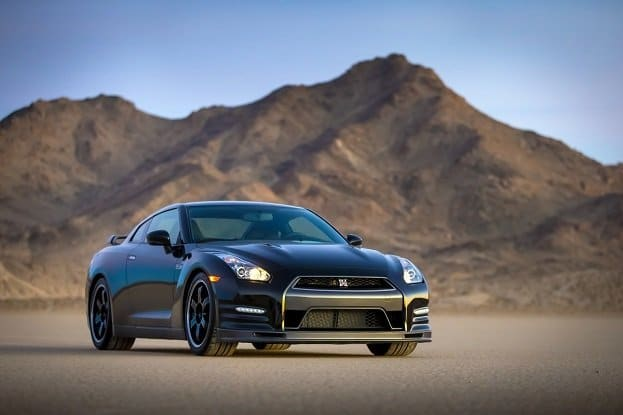 Fast Favorite Limited Run 2014 Nissan GT R Track Edition