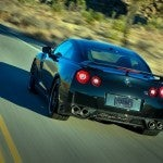2014 Nissan GT-R Track Edition rear
