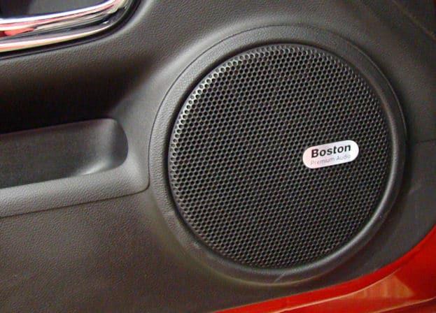camaro speaker
