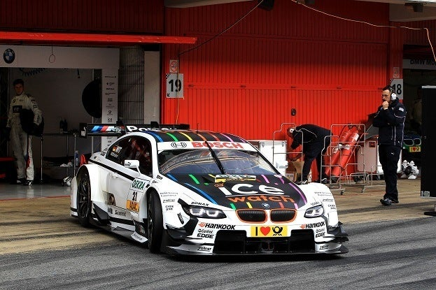 Motorsports / DTM: german touring cars championship 2013, Test Barcelona
