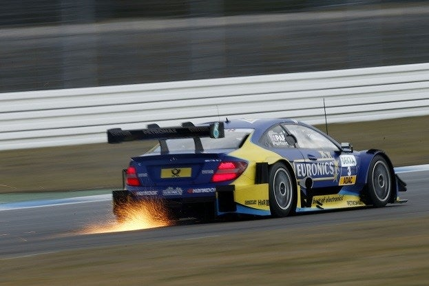 Motorsports / DTM 2013, Test Hockenheim 2013