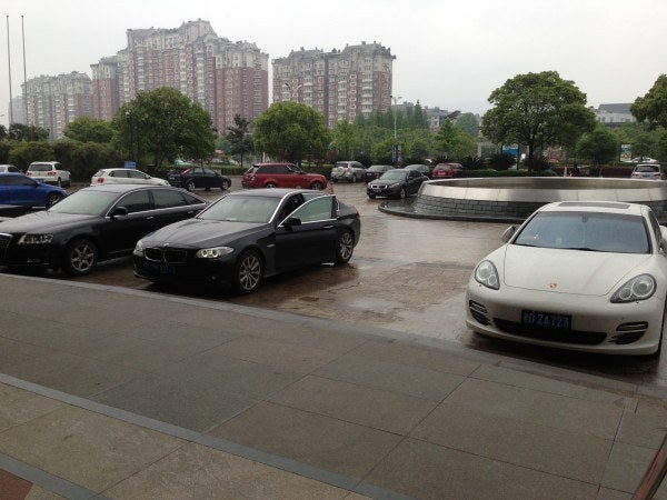 cars found in china 3