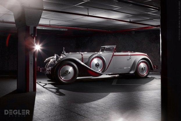 1928 Mercedes Benz 680S