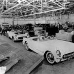 1953 Chevrolet Corvette Assembly 02 medium