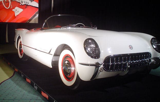 1953 Chevrolet Corvette Sports Car