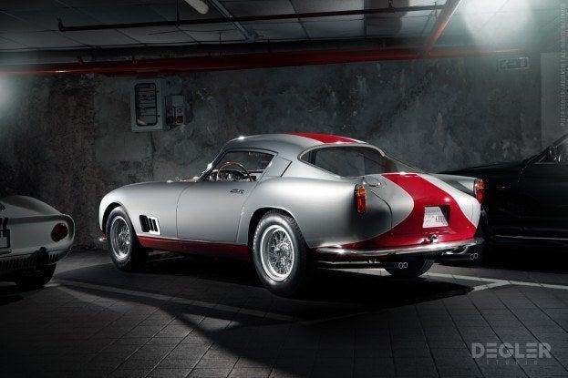 1958 Ferrari 250GT TourDeFrance