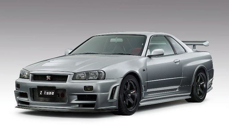 2003 Nissan Skyline GTR