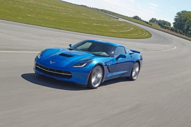 2014 Chevy Corvette Stingray Z51 1