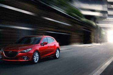 2014 Mazda3 Dynamic