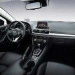 2014 Mazda3 Interior Dash
