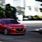 2014 Mazda3 on Street