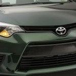 2014 Toyota Corolla LE Eco front