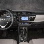2014 Toyota Corolla LE Eco interior