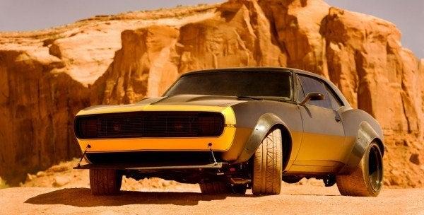 67 Chevy Camaro SS