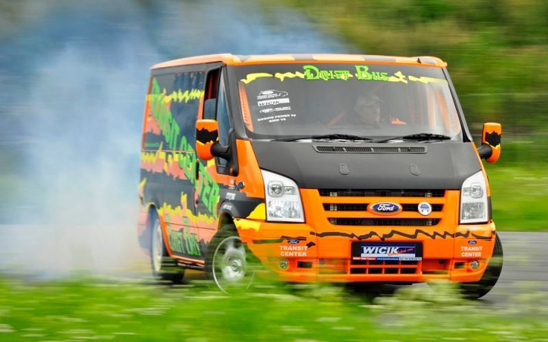 Drift Bus