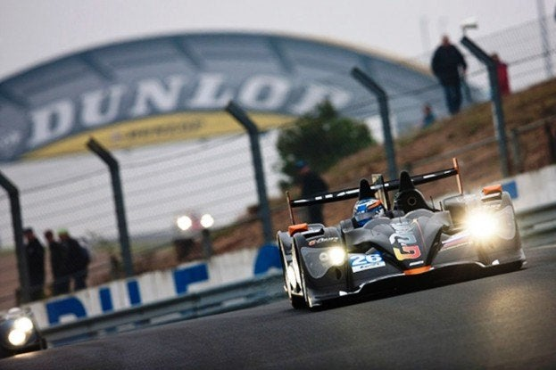 Oreca-Nissan 26 Le Mans