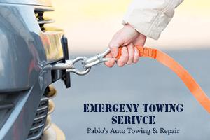 Pablo's Auto Repair & Towing