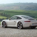 Porsche 911 50th Anniversary Edition RQ