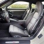 Porsche 911 50th Anniversary Edition interior