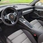 Porsche 911 50th Anniversary Edition interior1