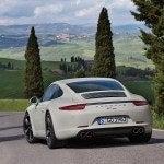 Porsche 911 50th Anniversary Edition rear 2