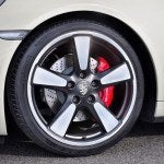 Porsche 911 50th Anniversary Edition wheel