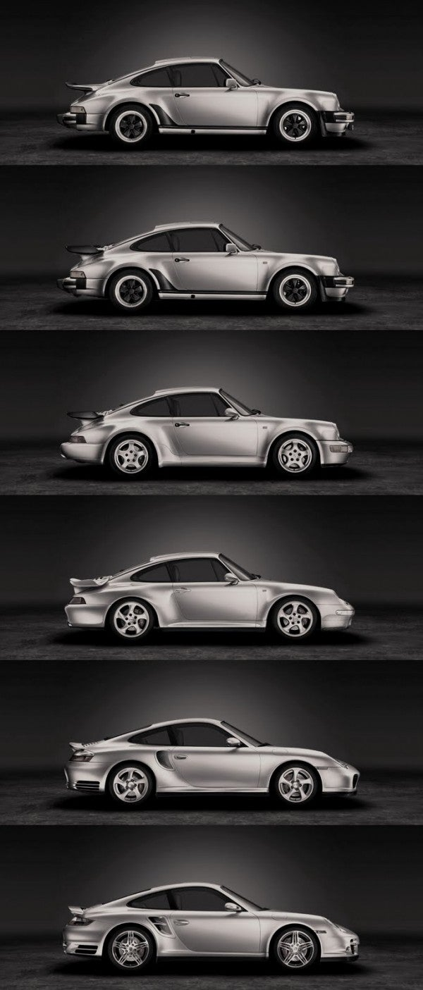 Porsche 911 History