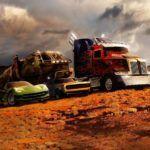 Transformers 4 cars