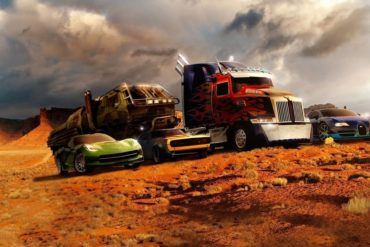 Transformers 4 cars