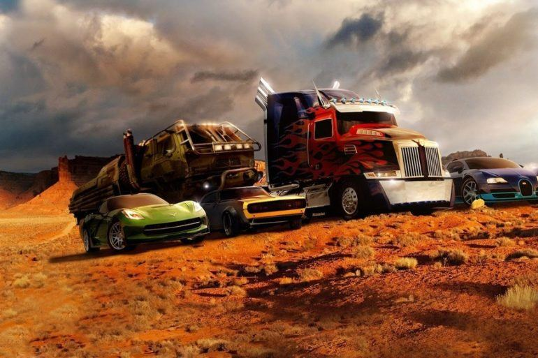 The Cars of Transformers 4 20