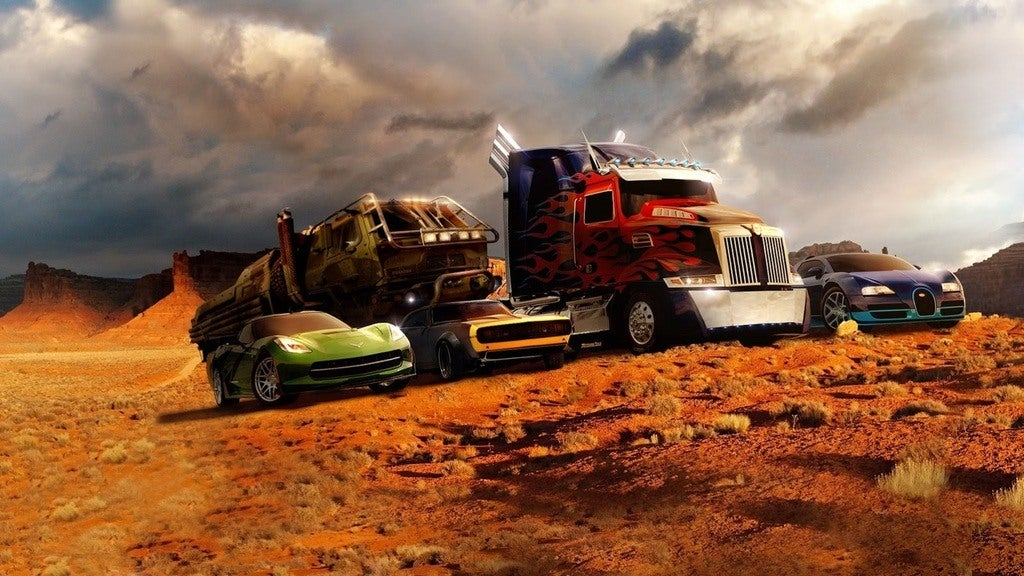the cars of transformers 4. Black Bedroom Furniture Sets. Home Design Ideas