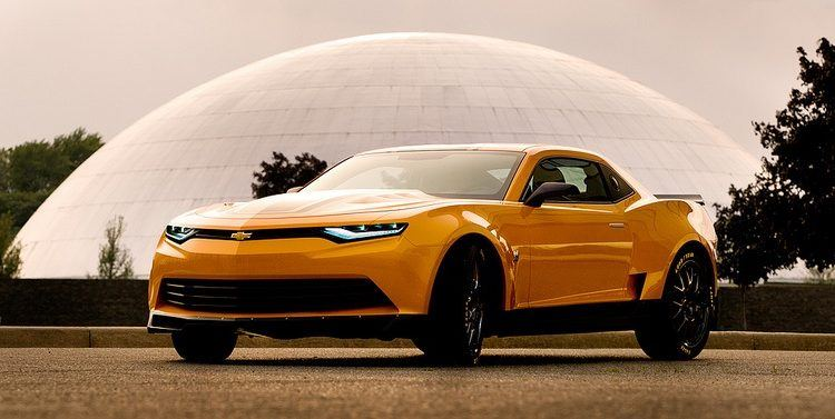 2014 Chevy Camaro Concept 750x377 - Bumblebee Confirmed: Meet the New 2014 Camaro Concept