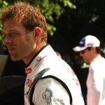 Alex Wurz Bruno Senna
