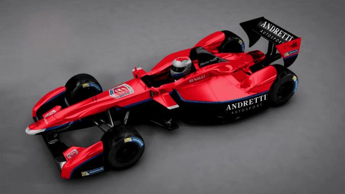 Andretti main