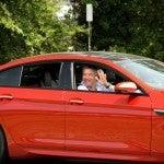BMW M6 Tiff Needell