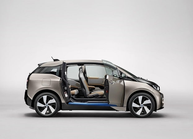 BMW i3 Side Doors Open BMW Group