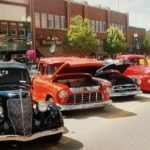 Cedar City July Jamboree cars