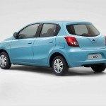 Datsun GO rear
