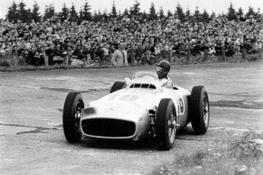 GP von Europa auf dem Nürburgring, 1954