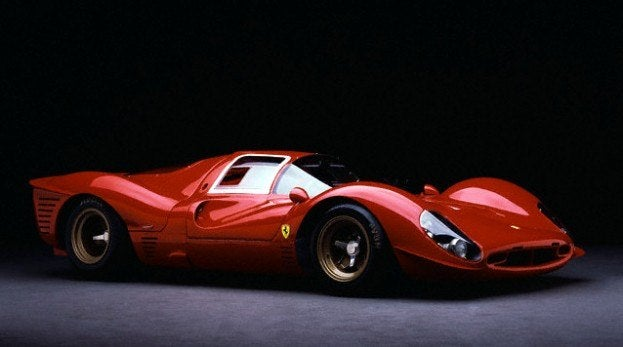 The 10 Sexiest Classic Italian Cars of All Time