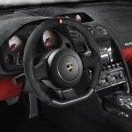 Lamborghini Gallardo LP 570 4 Squadra Corse interior