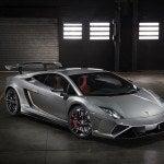 Lamborghini Gallardo LP570 4 Squadra Corse front quarter