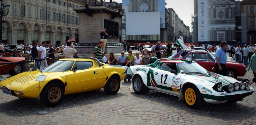Lancia Stratos photo on Automoblog.net