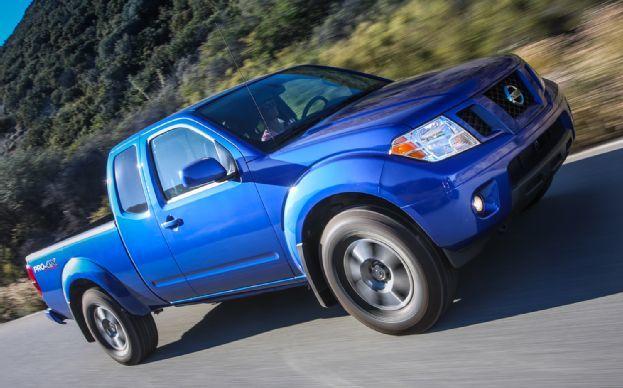 Nissan Frontier PRO4X