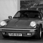 Porsche 911 Nick Trott BW