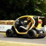 Renault Twizy F1 2