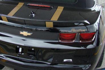 SLP Chevrolet Panther Rear
