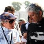 Sir Jackie Steward Damon Hill